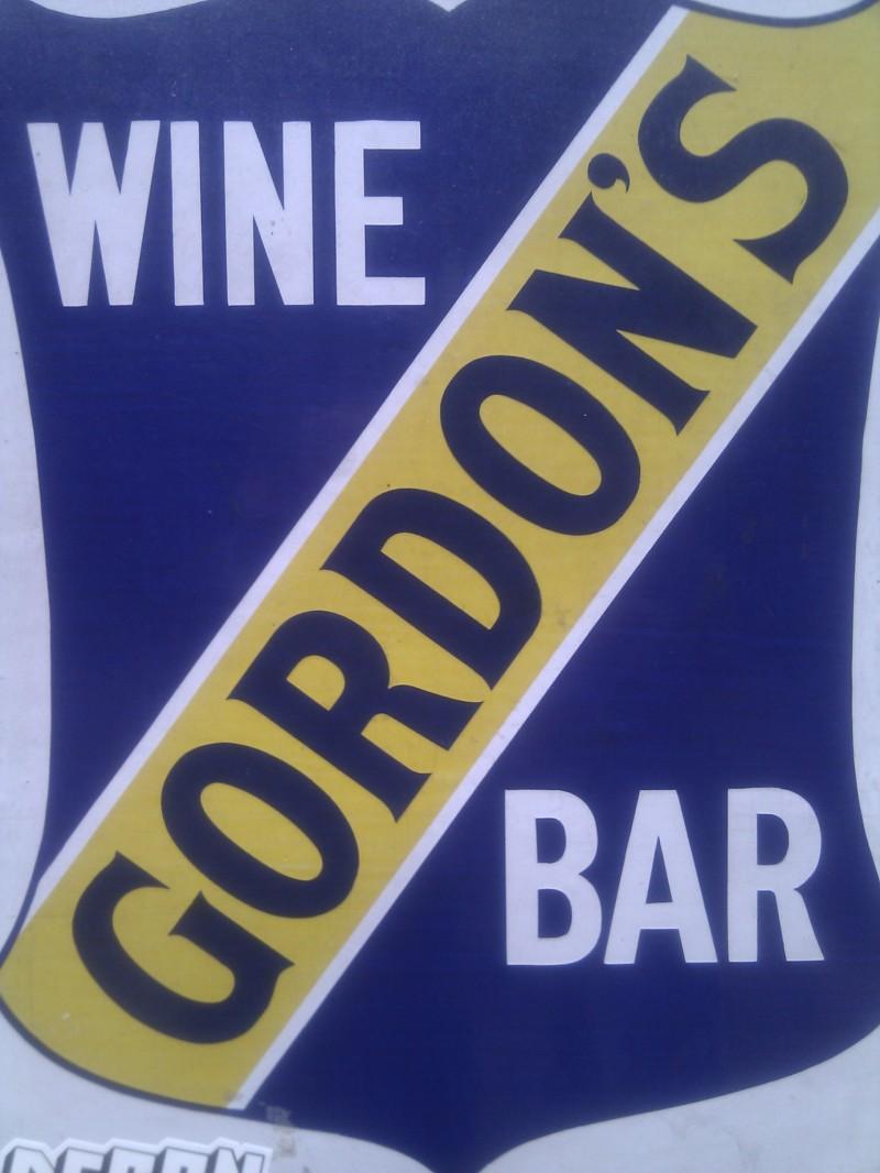 Gordons Wine Bar